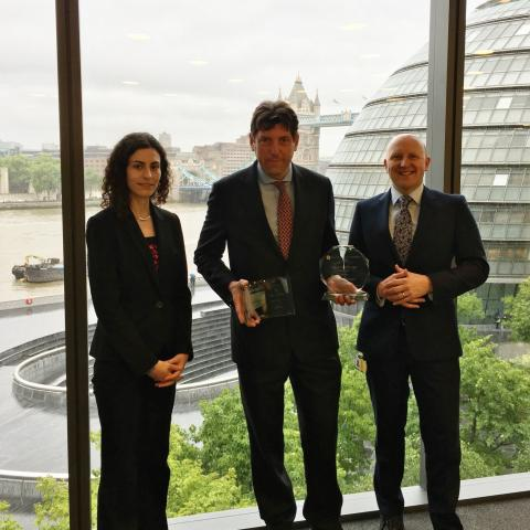 Bond Dickinson recognised for Private Wealth offering