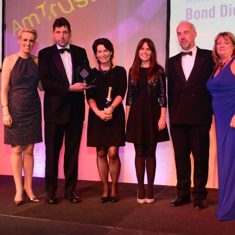 Bond Dickinson's Private Wealth Team win Yorkshire Legal Award